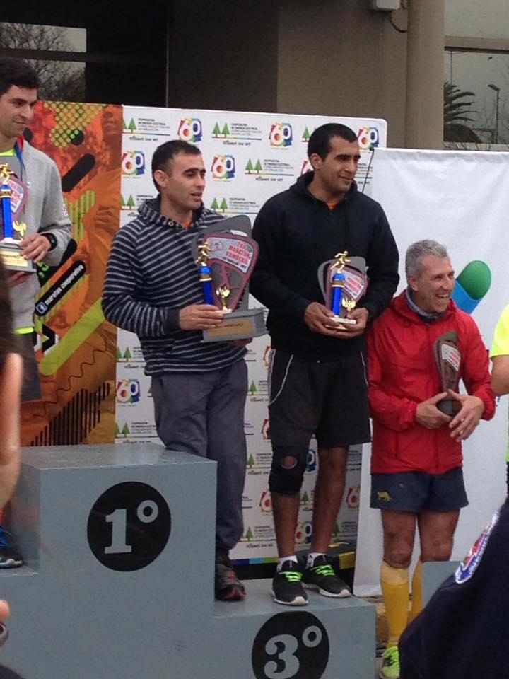 Segunda Edición del Maratón Bomberil