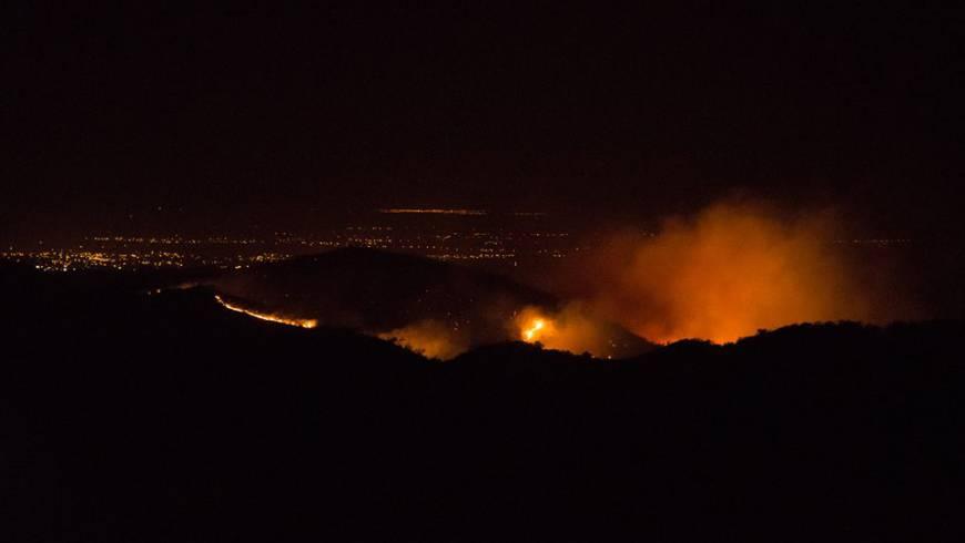Sofocaron los dos focos de incendio que estaban activos en Córdoba