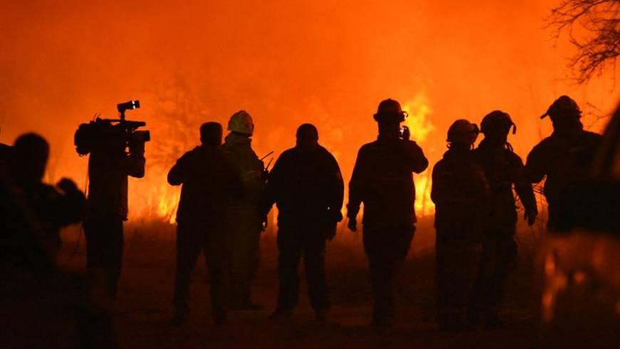 Dos focos de Incendio en Córdoba