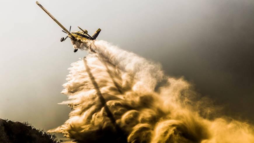 Unas 3.700 hectáreas ardieron en dos días