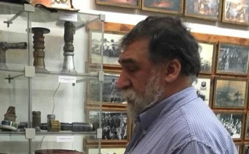 Visita de Claudio Bargach (Civiles y ONGS de la Nación)