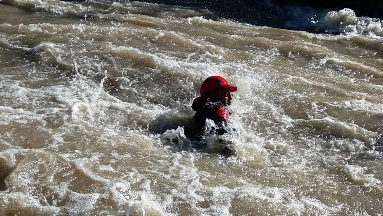 Curso de Rescate en Ríos con Certificación Internacional